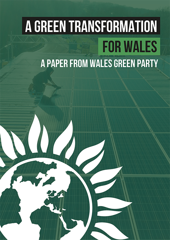 Cover Green Transformation For Wales